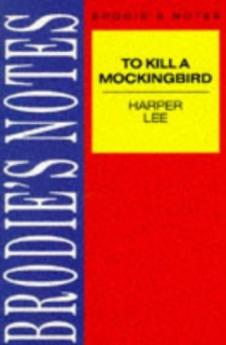 Lee: To Kill a Mockingbird By Kenneth Hardacre