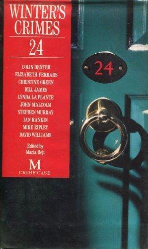 Winter's Crimes By Volume editor Maria Rejt