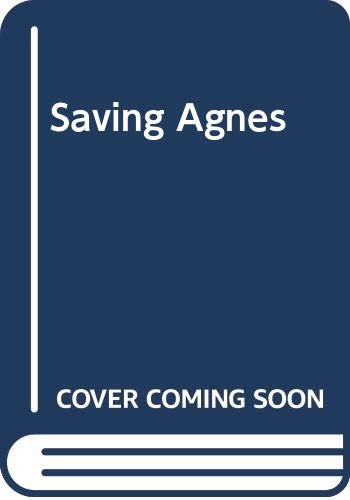 Saving-Agnes-by-Cusk-Rachel-Hardback-Book-The-Cheap-Fast-Free-Post