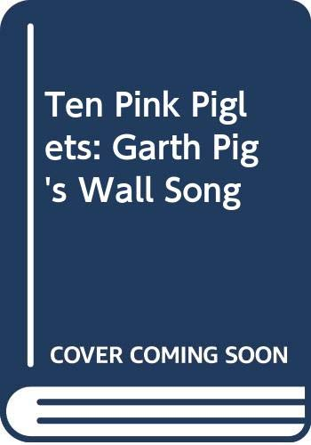 Ten Pink Piglets By Mary Rayner