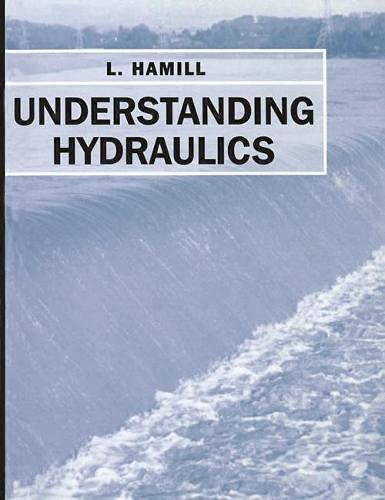 Understanding Hydraulics By L. Hamill