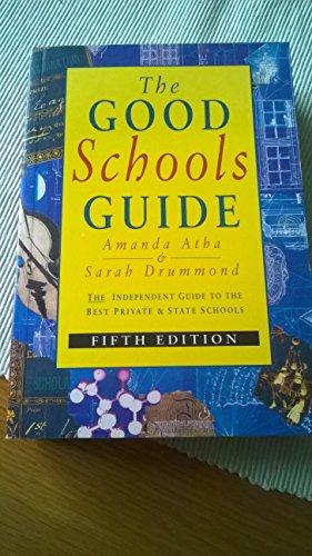 Good Schools Guide By Amanda Atha