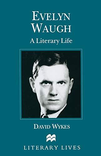 Evelyn Waugh By David Wykes