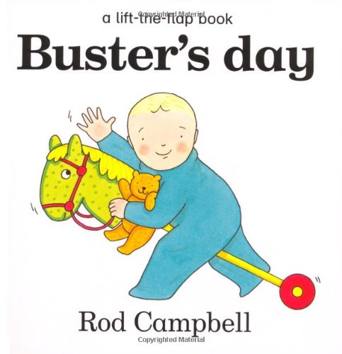 Buster's Day By Rod Campbell
