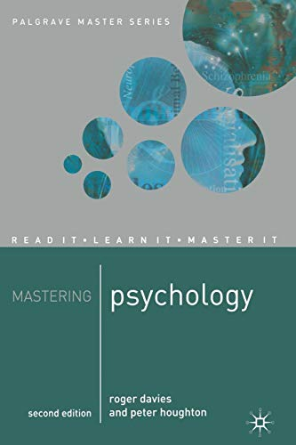 Mastering Psychology By Roger Davies