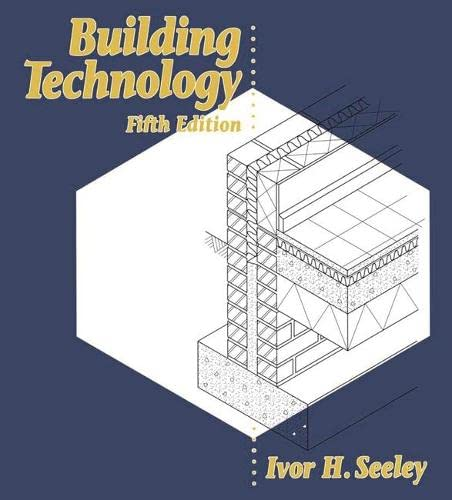 Building Technology (Building and Surveying Series) By Ivor H. Seeley