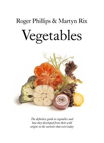 Vegetables By Martyn Rix