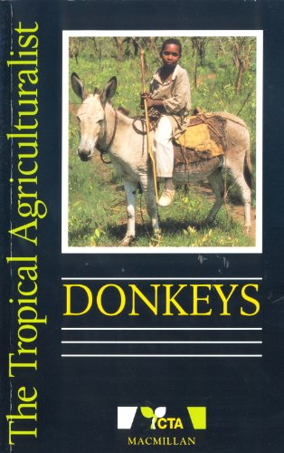 The Tropical Agriculturalist Donkeys By Denis Fielding