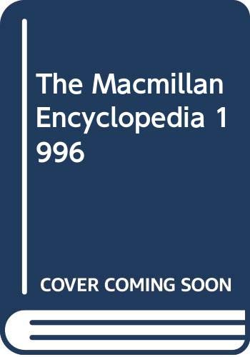 The Macmillan Encyclopedia By Volume editor Alan Isaacs