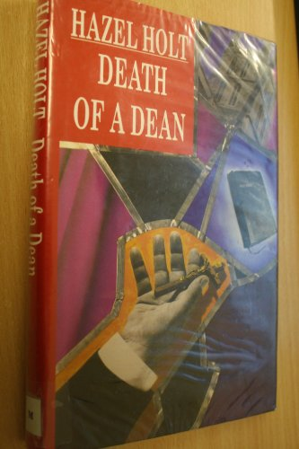 Death of a Dean By Hazel Holt