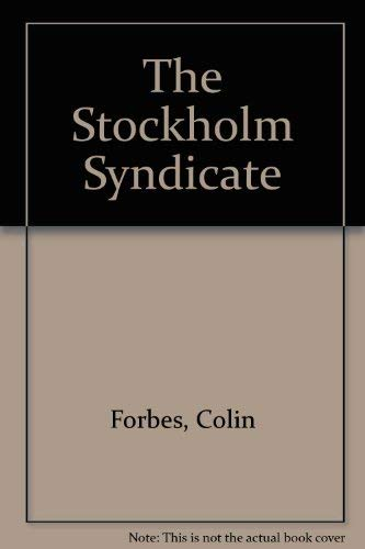 The Stockholm Syndicate By Colin Forbes