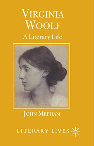 Virginia Woolf By John Mepham
