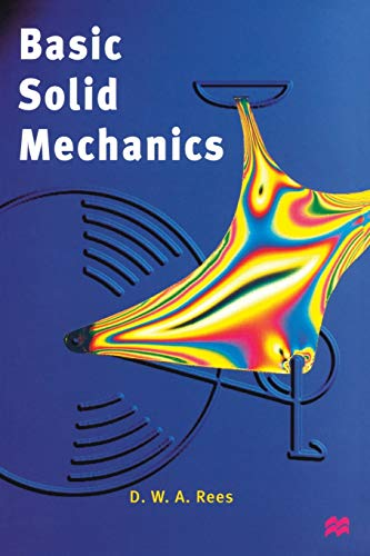 Basic Solid Mechanics By D.W.A. Rees