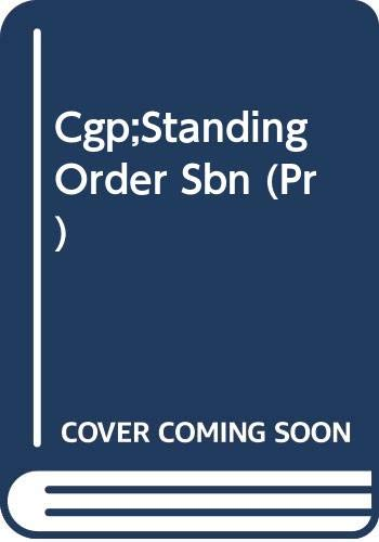 Cgp;Standing Order Sbn (Pr) By Political Science: A Comparative Introduction Edition: Sixth