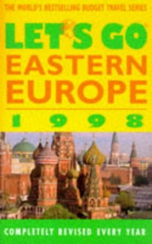 Let's Go Eastern Europe By Let's Go Inc