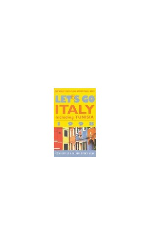 Let's Go Italy By Let's Go Inc