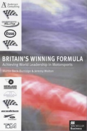 Britain's Winning Formula By Martin Beck-Burridge