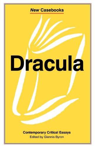 Dracula par Glennis Byron