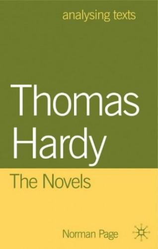 Thomas Hardy: The Novels par Norman Page