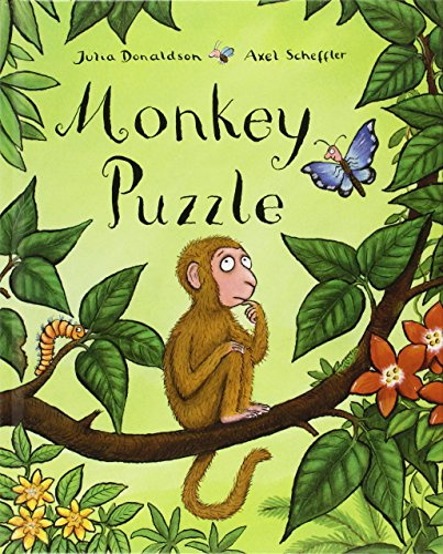Monkey Puzzle von Julia Donaldson