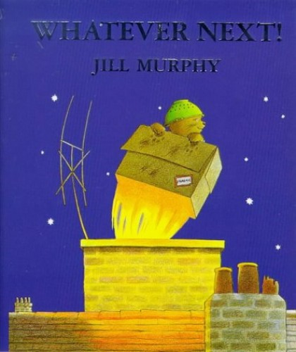 Whatever Next! By Jill Murphy | Used | 9780333722619 | World of Books
