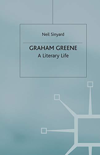 Graham Greene By Neil Sinyard