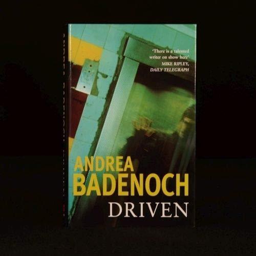 Driven (hb) (Macmillan crime) By Andrea Badenoch