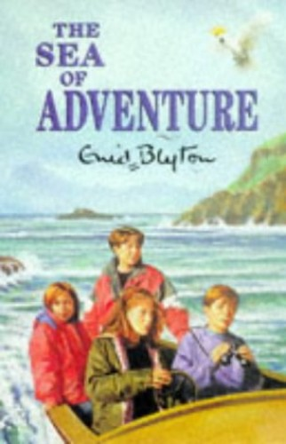 Sea of Adventure N/C (hb) By Enid Blyton