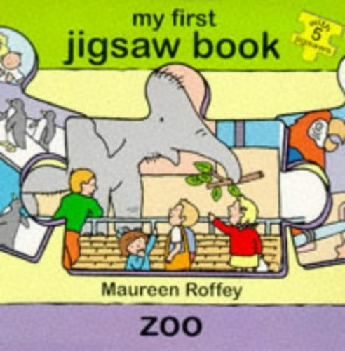 My-First-Jigsaw-Book-Zoo-My-First-Jigsaw-Boo-by-Roffey-Maureen-0333734270