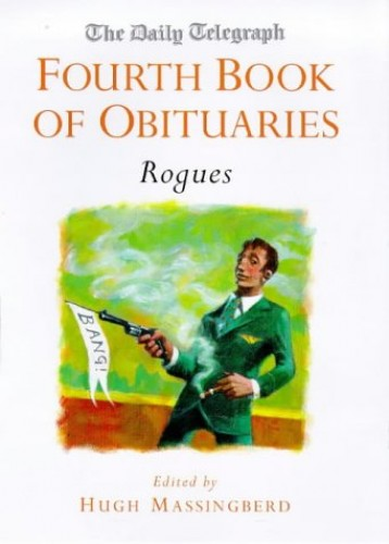 """Daily Telegraph"" Book of Obituaries By Edited by Hugh Montgomery-Massingberd"