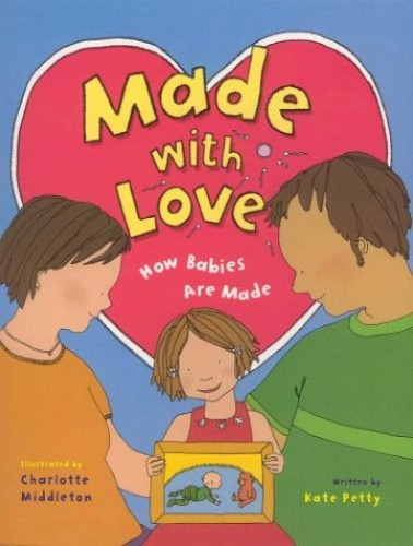 Made With Love By Kate Petty