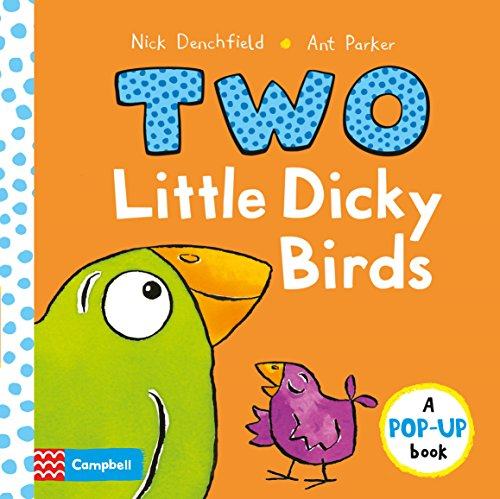 Two Little Dickie Birds By Nick Denchfield