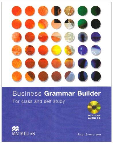 Business Grammar Builder by Paul Emmerson