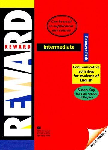 Reward Intermediate: Resource Pack by Sue Kay
