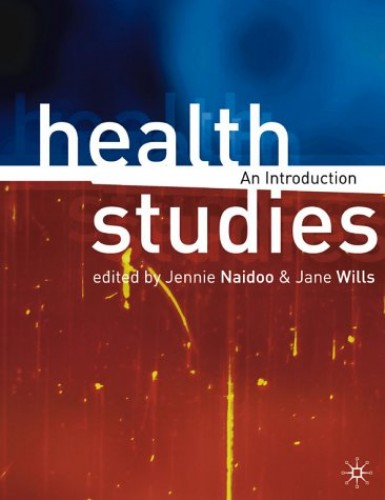 Health Studies: An Introduction by Jennie Naidoo
