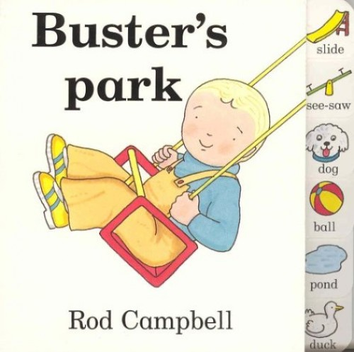Buster's Park - Tab Index By Rod Campbell