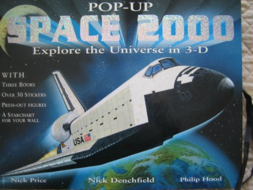 Pop-up Space 2000 By Nick Denchfield
