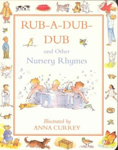 Rub a Dub Dub Nursery Rhymes (bb)