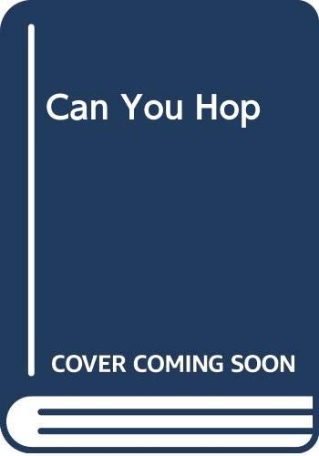 Can You Hop By Lisa Lawston