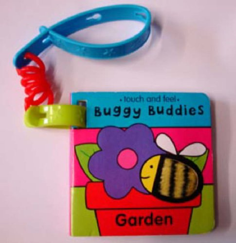 Touch & Feel Buggy Buddies:Garden By Jo Lodge