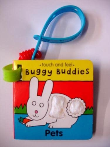 Touch & Feel Buggy Buds:Pets By Jo Lodge