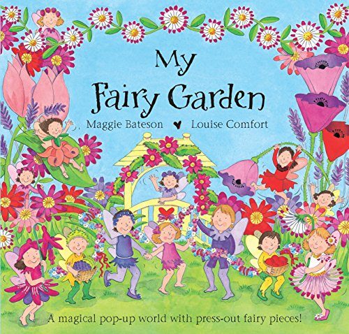 My Secret Fairy Garden (HB) By Maggie Bateson