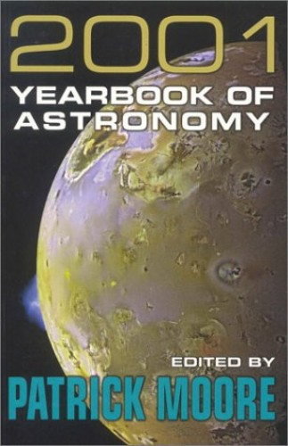 2001 Yearbook of Astronomy By Patrick Moore