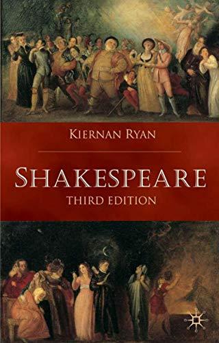 Shakespeare By Kiernan Ryan