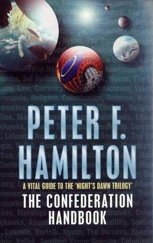 The Confederation Handbook by Peter F. Hamilton
