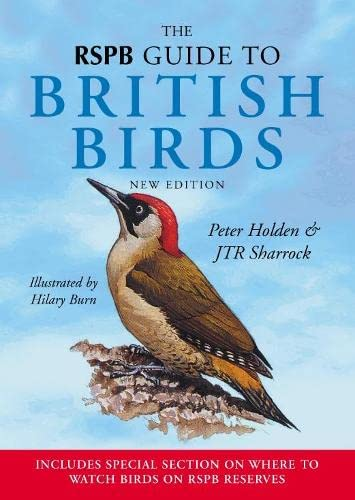 The RSPB Guide to British Birds by Hilary Burn