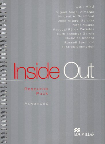 Inside Out Advanced Resource Pack By Jon Hird
