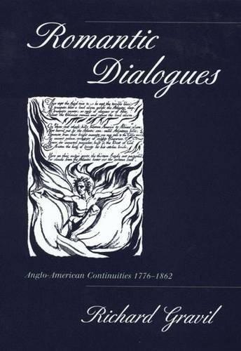 Romantic Dialogues By Richard Gravil