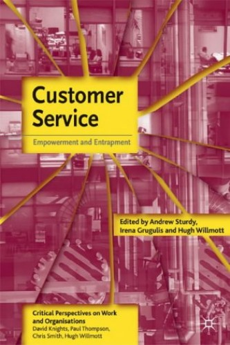 Customer Service By Andrew Sturdy