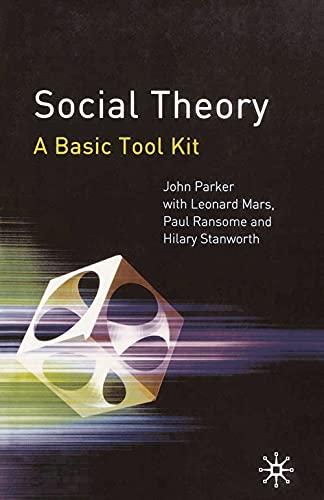 Social Theory By John Parker